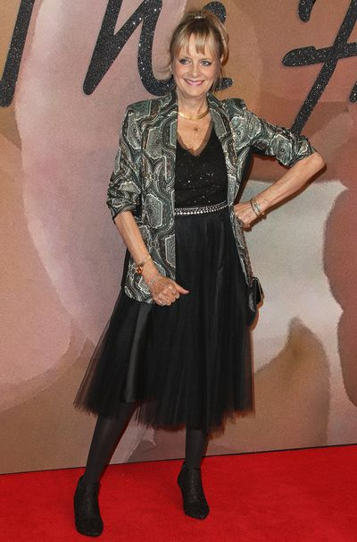 <p>Twiggy, 67, was the face of Britain's youthquake in the sixties but has matured into a pin-up for fans of accessible style.</p>