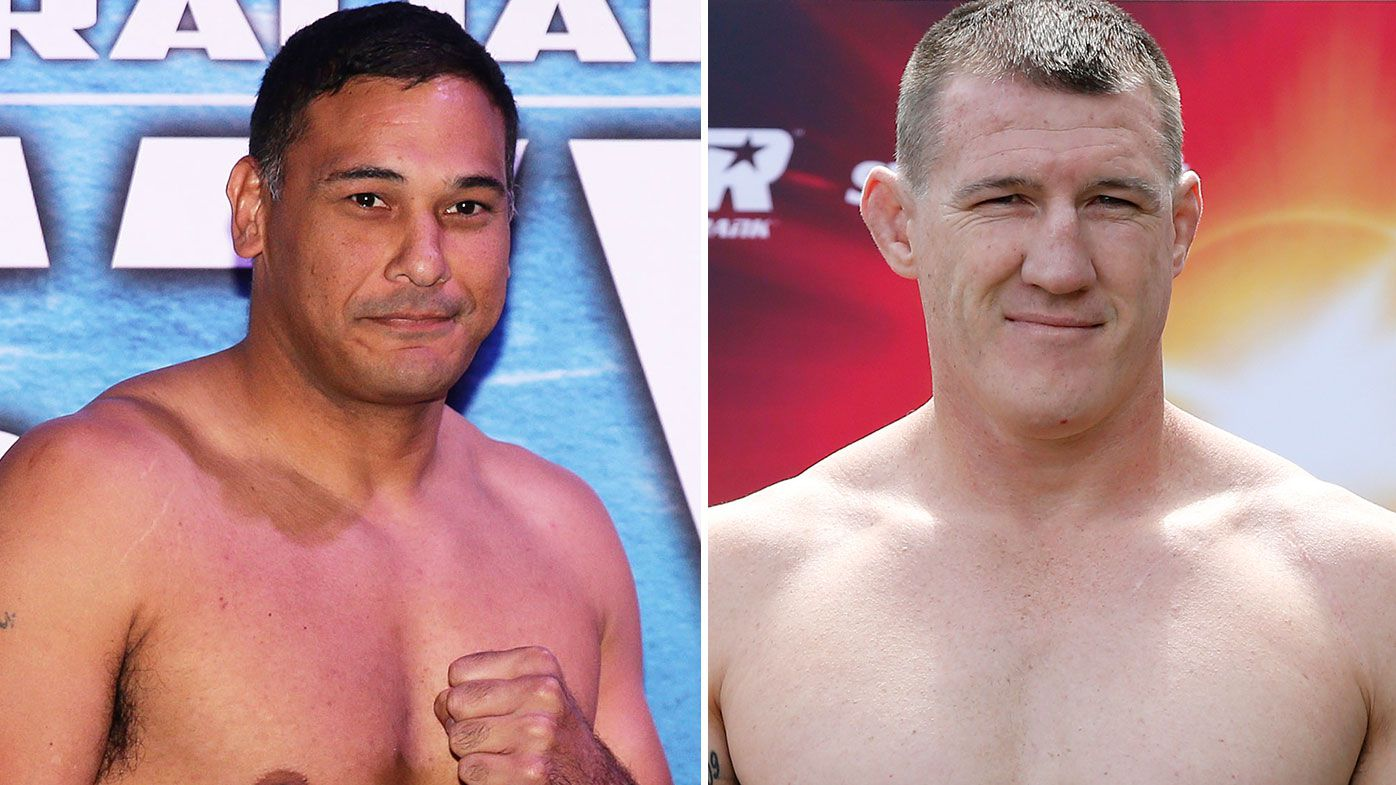 Justin Hodges & Paul Gallen