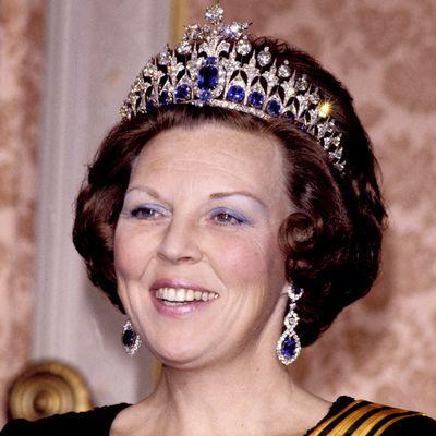 The Dutch Sapphire Tiara