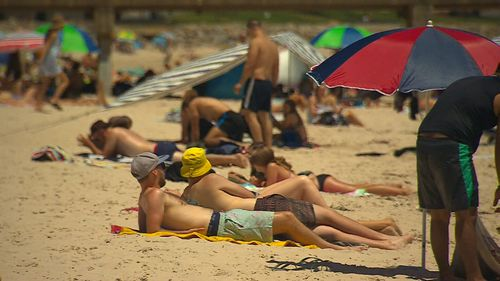 With more and more young Aussies trying for a tan, the Cancer Council is reminding people skin cancer can affect anyone at any age.
