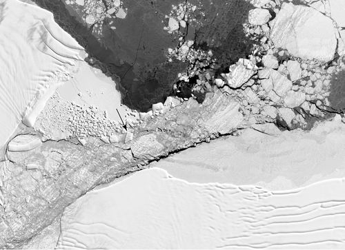 South Pole sea ice is now vanishing at an alarming rate, too