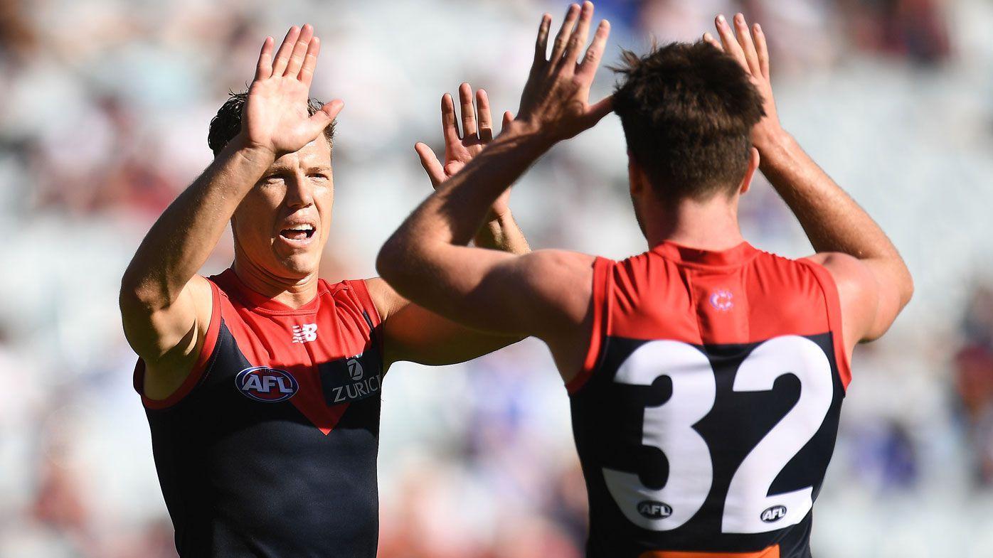 Demons break North's 17-game AFL hoodoo