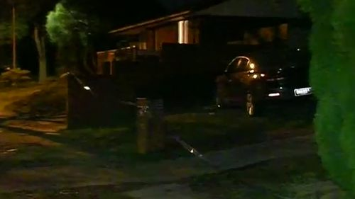 Shots fired at suburban Melbourne home