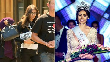Beauty queen jailed for two years for 'pattern' of drug dealing