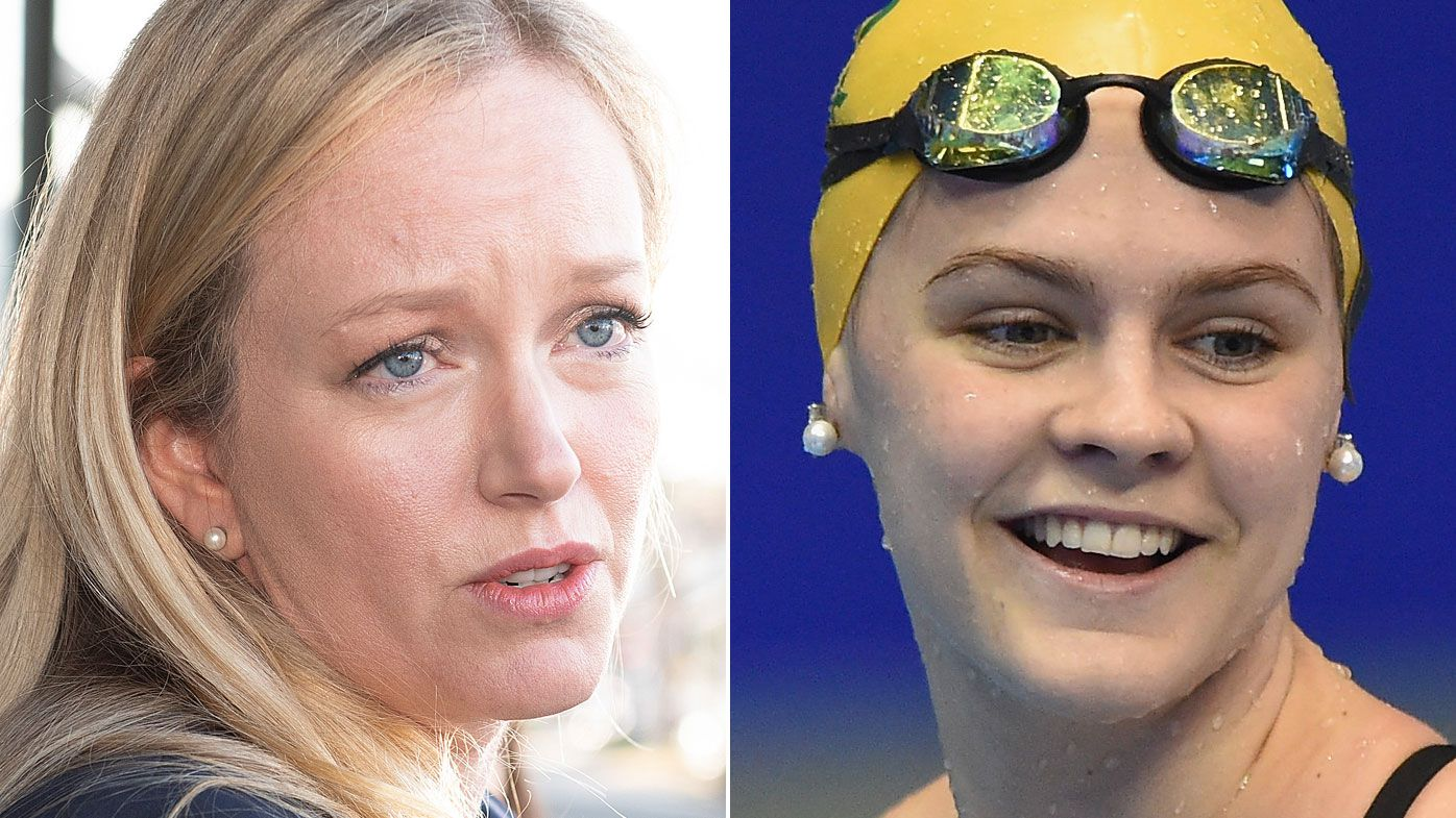 Shayna Jack drug test revelation embarrassing, admits Swimming Australia