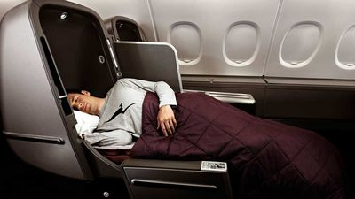 <strong>Qantas Airways</strong>