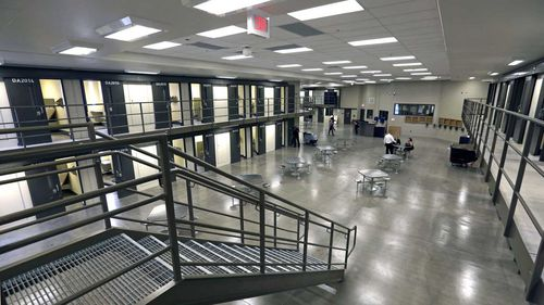 A housing unit in SCI Phoenix, the prison where Bill Cosby will be jailed.