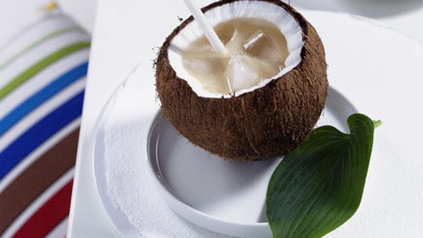 Coconut and Ginger Highball
