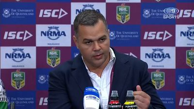 South Sydney Rabbitohs coach Anthony Seibold slams media speculation over coaching future