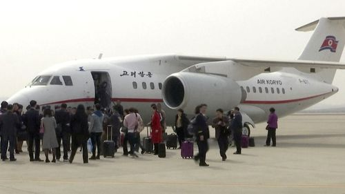 Air Koryo is far more than just an airline.Over the past several years, it has also become one of the country's most recognizable consumer brands.