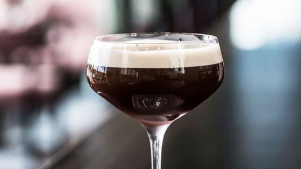 Heicienda salted coconut espresso martini