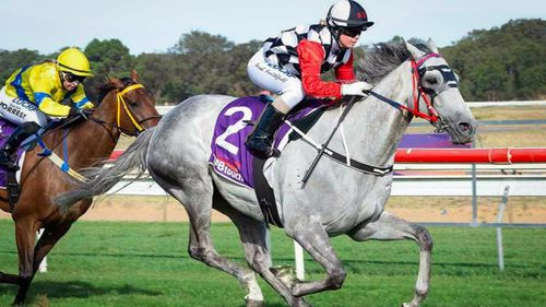 Ms Faithfull is one of WA's top female jockeys.