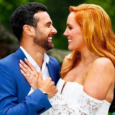 Married At First Sight's Cam and Jules