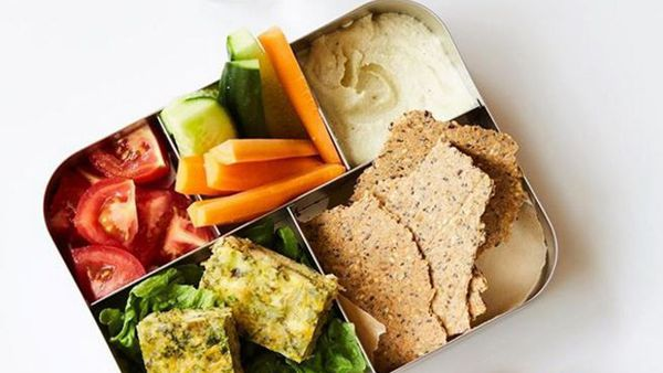 Lunch box love: some kid's lunch boxes contain up to 40 teaspoons of sugar. Image: Wholesome Child