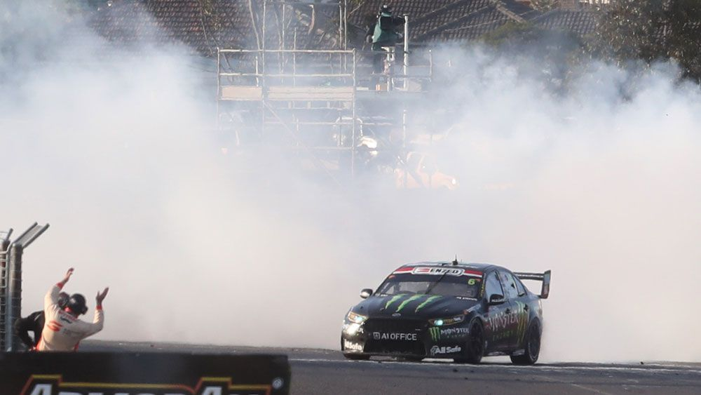 Supercars news: Cam Waters and Richie Stanaway claim maiden win at Sandown 500