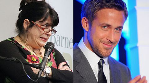 Fifty Shades of Grey author hits back at rumour Ryan Gosling will play Christian Grey
