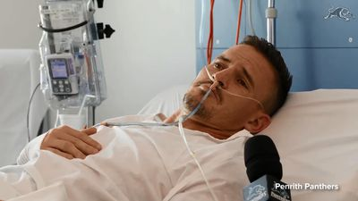Penrith prop Tim Browne has part of small intestine removed after NSW Cup tackle
