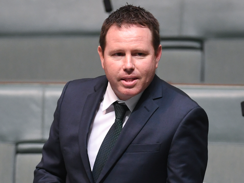 "Andrew Broad's behaviour ""unacceptable"" says Treasurer Frydenberg."