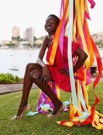 <p>Adut Akech</p> <p>The Adelaide schoolgirl has just graduated and has already appeared in US Vogue, photographed by Patrick Demarchelier. This model is the real deal. Did we mention that she also has perfect manners and a smile that could light New York?</p> <p>2017 highlights: Walking for YSL and appearing in their campaigns is a good start.</p> <p>in 2018...: Expect Vogue Italia, Paris and UK to fall at her feet. </p>