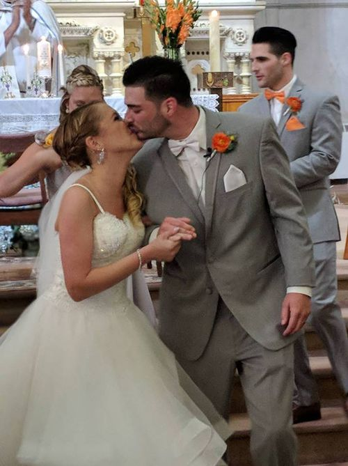 Newlyweds Erin and Shane McGowan were among those killed.