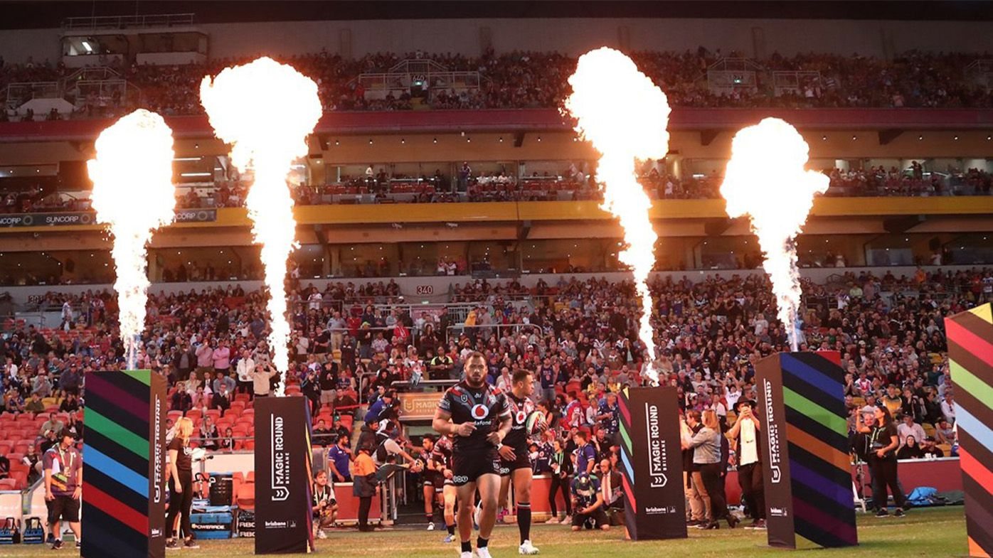 New Zealand a 'fantastic' location for Magic Round as NRL lifts eyes to expansion, says Peter Sterling