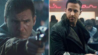 Blade Runner (1982) - Blade Runner 2049 (2017)