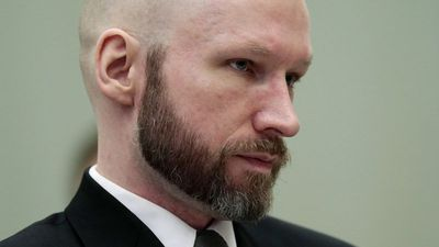 European human rights court rejects Breivik appeal