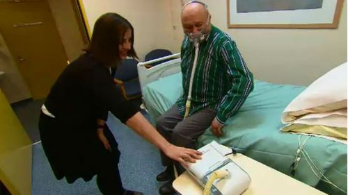 The world's largest sleep study found CPAP machines can improve wellbeing of sleep disorder sufferers. (9NEWS)