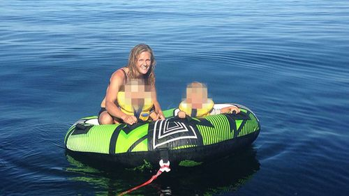 Authorities are hoping to find Ms Ebert's body so it can finally be laid to rest. Picture: Supplied