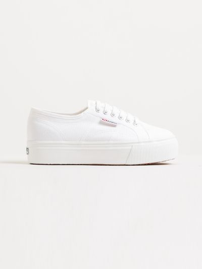 """<a href=""""https://www.gluestore.com.au/superga-womens-2790a-linea-up-and-down-platform-sneakers-in-white.html"""" target=""""_blank"""" draggable=""""false"""">Superga Womens 2790A Linea Up and Down Platform Sneakers in White, $74.96</a>"""