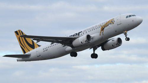 Passenger ejected from Tiger flight over notebook doodles