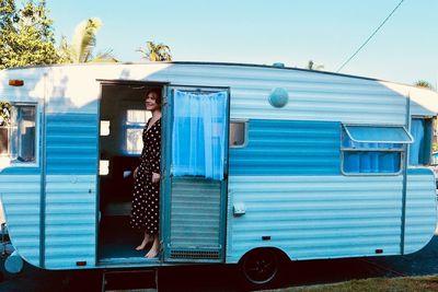 Hoot the Cosy Vintage Caravan (1978) - Edge Hill, Qld