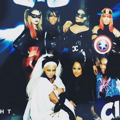 Kelly Rowland, Beyonce and co