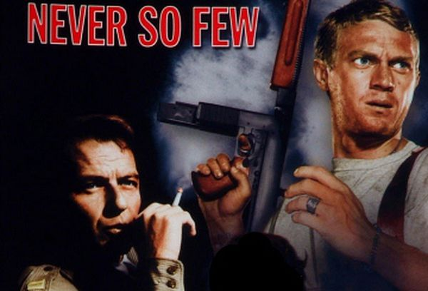 Image result for never so few poster