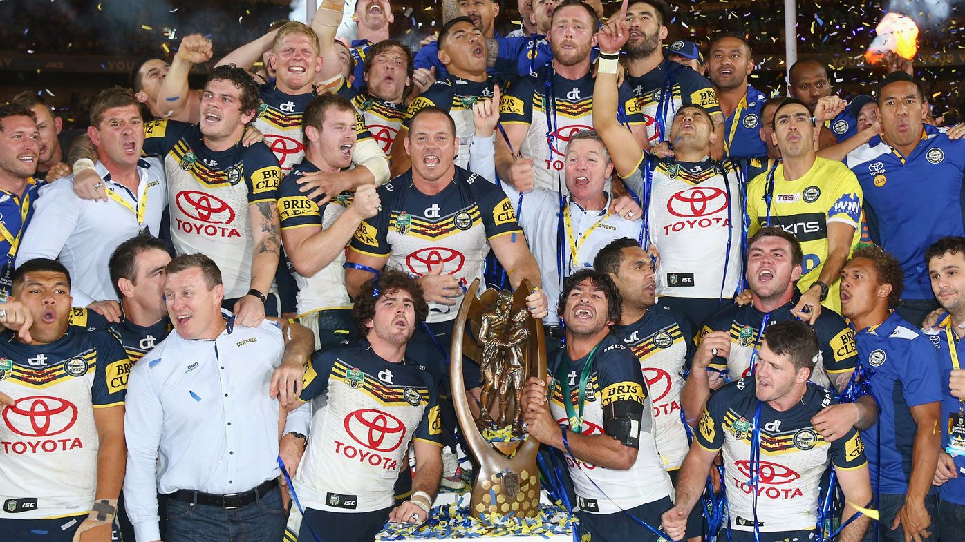 NRL: North Queensland Cowboys CEO Greg Tonner resigns