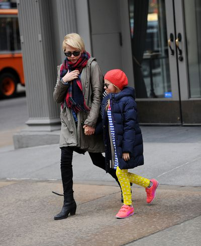 """Michelle Williams is mum to 11-year-oldMatilda, her daughter with the late Heath Ledger. In a 2015 interview with theSunday Telegraph, Heath's sister Kate Ledger opened up about how Michelle, """"really does keep things real for her [Matilda],"""" she said. """"And her existence, although different from most, is as normal as possible in an abnormal world."""""""