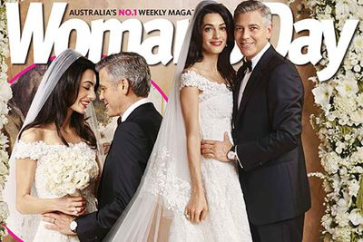 It was the day we never thought would come, serial bachelor George Clooney was officially out of the dating game on September 29 when he married lawyer, activist and author Amal Alamuddin in a lavish Venice wedding.