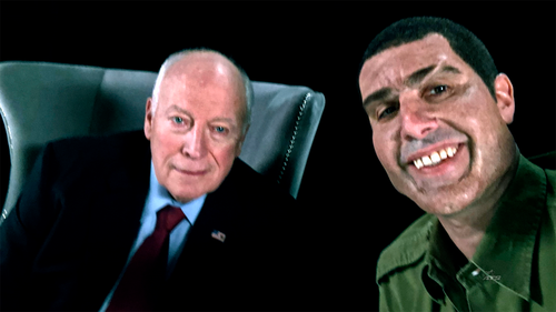 Sacha Baron Cohen says he handed Who Is America interview over to FBI