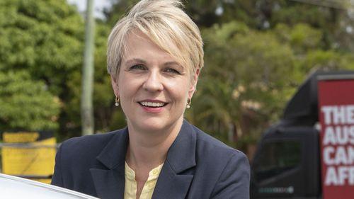 Deputy Labor Leader Tanya Plibersek.