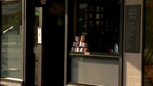 Woman fighting for life after knife lodged in her chest at Newcastle cafe