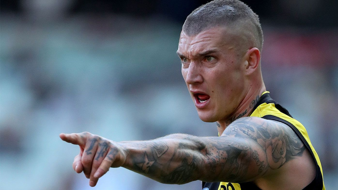 Late Brad Lynch miss gives Richmond record 21st consecutive MCG win over Bulldogs