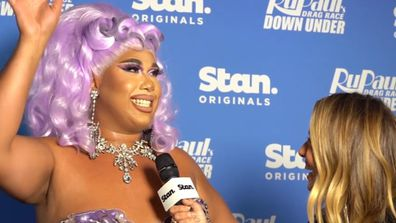 Renee Bargh chats to the cast of RuPaul's Drag Race Down Under