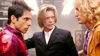 Bowie made acting cameos in Zoolander and television series Extras, alongside Ricky Gervais, in the mid-2000s, but his 2004 tour in support of the Reality album proved to be his last.