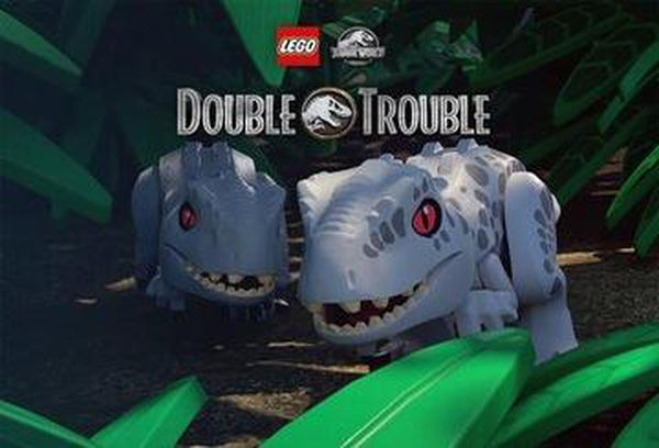 LEGO Jurassic World: Double Trouble