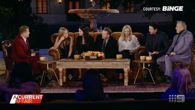 TV critic's take on Friends: The Reunion