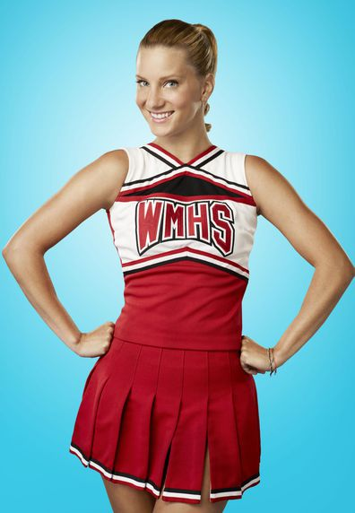 Heather Morris, Glee