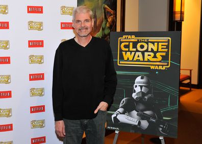 Star Wars voice actor Tom Kane has suffered a stroke