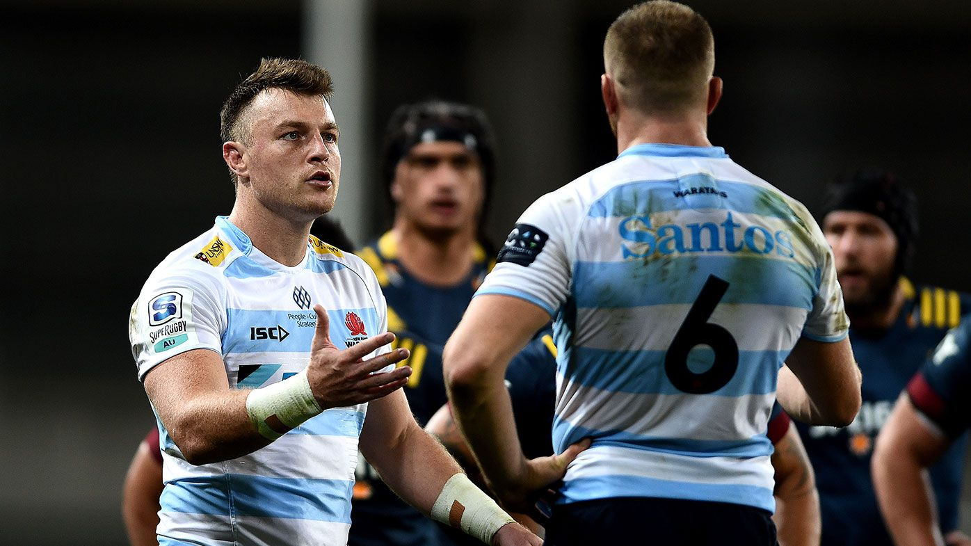 Waratahs' strong start goes to waste as Highlanders trounce NSW 59-23