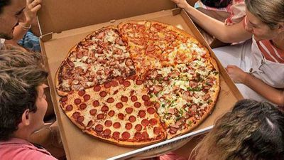 Domino's Pizza launches its biggest pizza yet