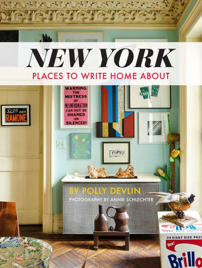 <strong>A new book introduces you to New York's most incredible homes (and characters)</strong>